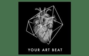 Your Art Beat : Brand Short Description Type Here.